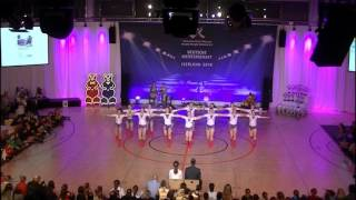 East Side Dancers - Deutsche Meisterschaft 2015