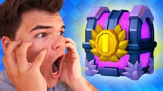 ULTIMATE RARE CHESTS OPENING! (Clash Royale #3)