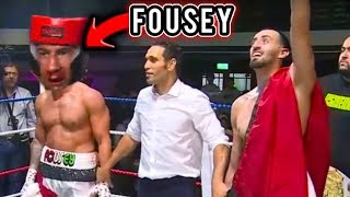 Fousey VS Slim... What Really Happened