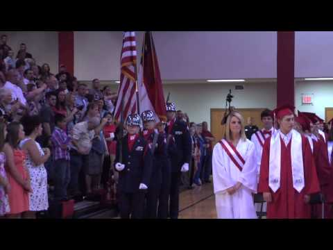 Wheatmore High School Graduation Trailer 2013
