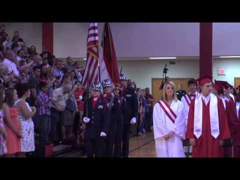 Wheatmore High School Graduation Trailer 2013
