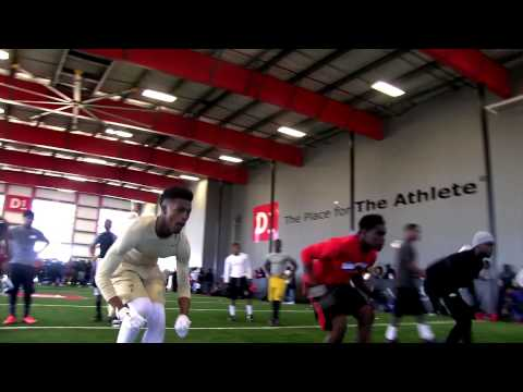 Mississippi Grind Camp 1-25-15 D1 Sports Facility, Madison, MS