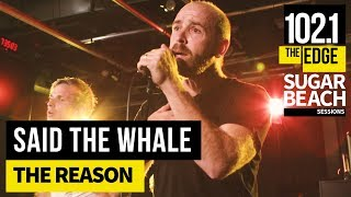 Said the Whale - The Reason (Live at the Edge)