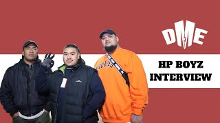 Hp Boys Interview With (DME TV)