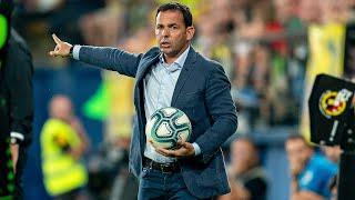 Rueda de prensa del entrenador Javi  Calleja   27 septiembre