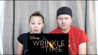 A Wrinkle In Time Teaser Trailer - Reaction & Review