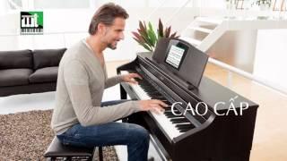 Giới thiệu đàn piano điện Roland HPi50e