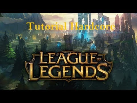 Pasando el tutorial League of Legends