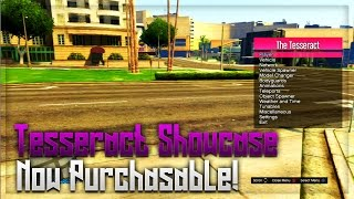 GTA 5 Online 1.25/1.26 The Tesseract SPRX Mod Menu Showcase and DOWNLOAD LINK! BEST MOD MENU!