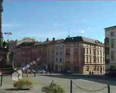 Olomouc na Youtube