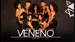 Veneno Anitta Coreografia Cia Sc Dance