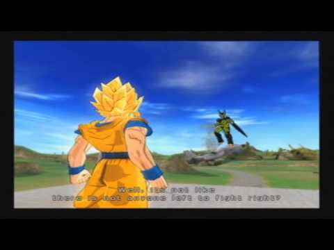 Dragon Ball Z - Budokai Tenkaichi 3 - Android Saga - Cell Games Begin video