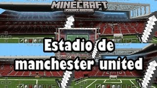 Descarga estadio de manchester united para minecraft 0.9.5 alpha