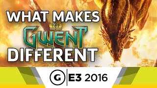 The Gwent Standalone Game is Bigger Than You Think - E3 2016