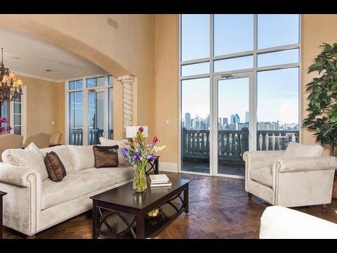 Dallas High Rise Condos For Sale 3505 Turtle Creek Boulevard PH 18D YouTube