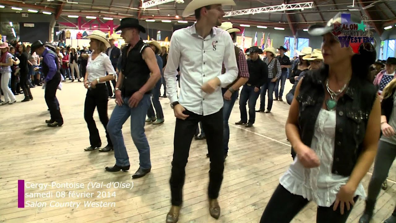 Salon country western de cergy pontoise val d 39 oise you - Salon country western ...