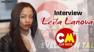 Leïla Lanova artiste Révélation Talent