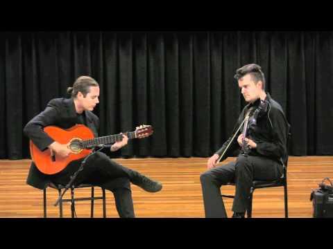 Gerard Mapstone and Shenzo Gregorio -