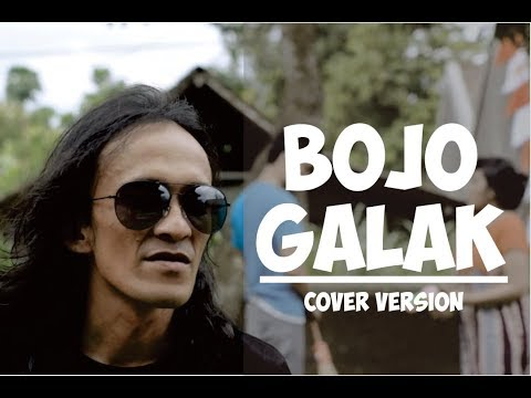 Bojo Galak   Pendhoza  cover  By Ndruw Neverend
