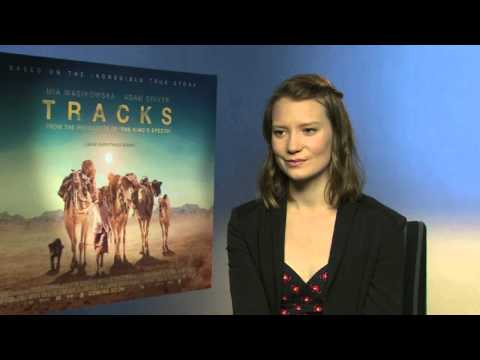 Interview: Mia Wasikowska talks TRACKS