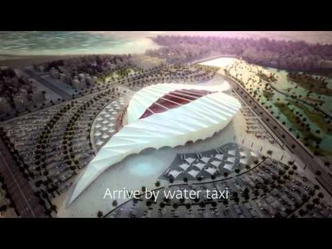 Introducing Qatar 2022 First Five Stadiums [HD]