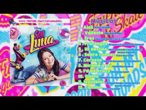 Sou Luna (Disney) - CD Completo
