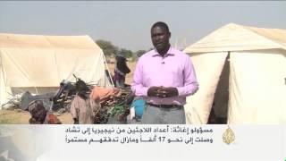 ارتفاع أعداد اللاجئين الفارين من نيجيريا إلى تشاد