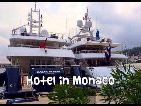 РУМ ТУР по Гостинице  в Монако - Лазурный Берег - Франция