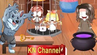 HAI ANH EM VÀ MỤ PHÙ THỦY ĐỘC ÁC | TRUYỆN CỔ TÍCH THIẾU NHI | Trò chơi KN Channel
