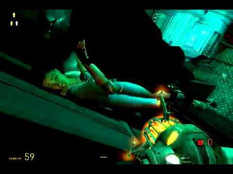 Half Life 2 Alyx Sex Scene
