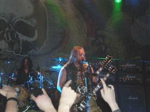 Black Label Society in Prague 2011