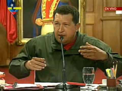 Venezuela, Presidente Chávez confrontó a periodista Patricia Janiot de CNN