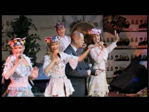 Балаган Лимитед - Безударная любовь (& Аркадий Арканов) (Live)