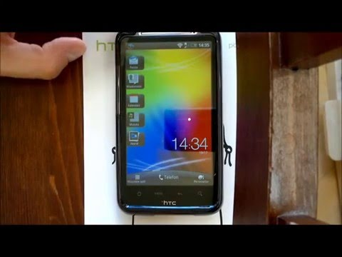 HTC Sensation XL ROM on HTC Desire HD with Beats Audio
