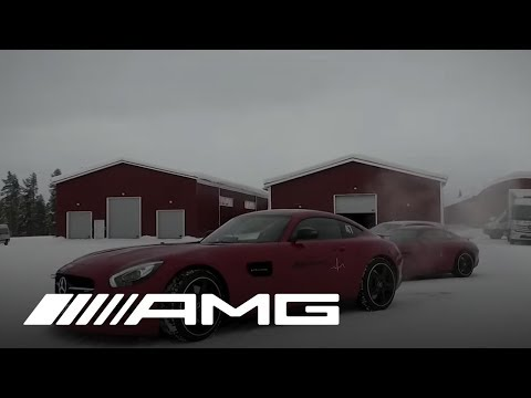 Linkin Park at AMG Driving Academy - Video 3