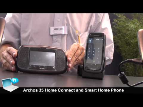 Archos 35 Home Connect e Smart Home Phone