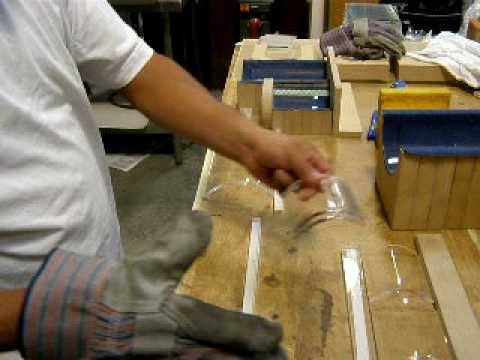 Plastic Fabrication Plexiglass Forming Youtube