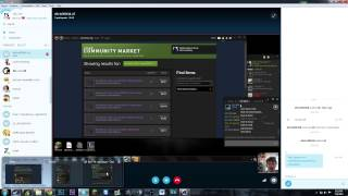 Tricking Kid Into Thinking He Got Scammed! [Steam] [CSGO]