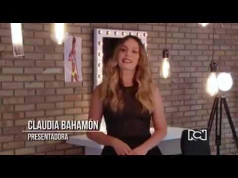 CLAUDIA BAHAMON PREGRABADOS MIS COLOMBIA 2017