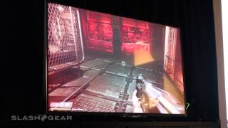 DOOM 3 for Android hands-on with NVIDIA SHIELD