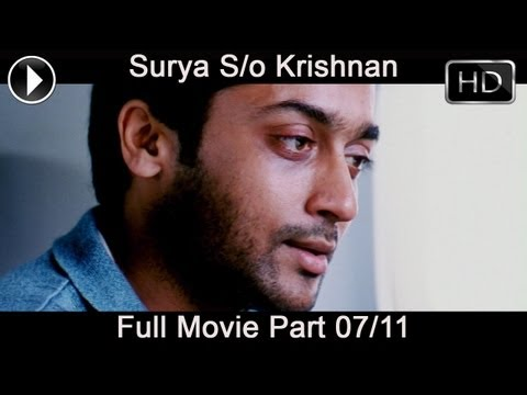 Surya Son Of Krishnan Telugu Full Movie Part 07 11 (surya, Sameera Reddy, Simran) video