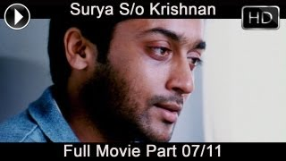 Surya Son of Krishnan Telugu Movie Part 07/11 || Suriya, Sameera Reddy, Simran, Ramya