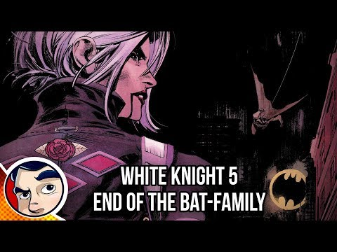 "Batman White Knight #5 ""Batfamily Disassembled"" - InComplete Story"
