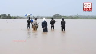 Heavy rainfall in Mullaitivu district