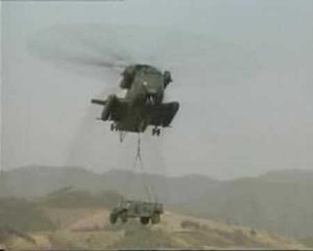 CH-53 Super Stallion Video
