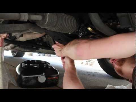 BMW E36 How To Change Your Oil (Part 1 of 2)