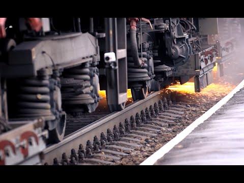 Необычные поезда | ЕХперименты с Антоном Войцеховским