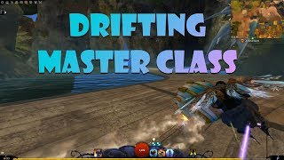 [GW2] Rollerbeetle Racetracks | Drifting Master Class