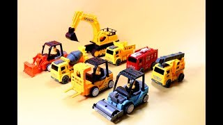 Excavator videos for Kids | Trucks for Kids | Construction trucks for Kids
