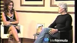 El actor Jorge Rivero (Entrevista)